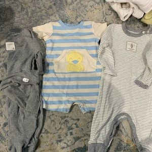 Lot of 14 items kids boys 6 months